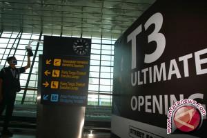 Terminal 3 Soekarno-Hatta dilengkapi