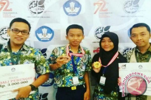 Siswa Binaan Astra Agro Juara LPSN Tingkat Nasional