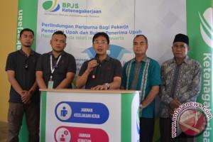 Bupati Sigi canangkan enam Desa Sadar Jaminan Sosial Ketenagakerjaan