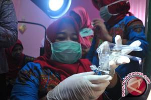 Kemenag Morowali Utara Pemeriksaan Gratis Kanker Serviks