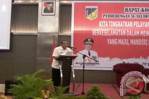 Gubernur : Sektor Perhubungan  Menentukan Kelancaran Arus Kendaraan