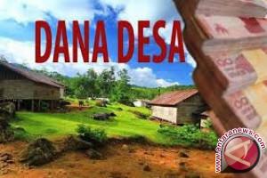 Pemkab Poso salurkan dana desa tahap pertama