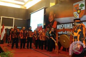 Gubernur Sulteng Buka Muswil Pemuda Pancasila