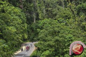 TdCC Tempuh Jarak 486,9 Kilometer