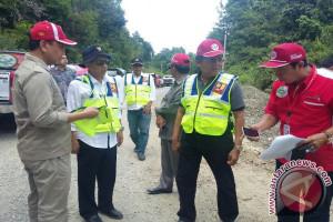 Gubernur Longki Djanggola pimpin langsung survei rute TDCC