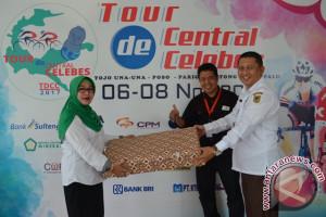 Tour de Central Celebes berhadiah total Rp600 juta