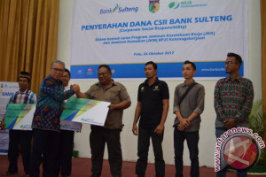3.000 pekerja rentan jadi peserta BPJS-TK dengan stimulus Bank Sulteng