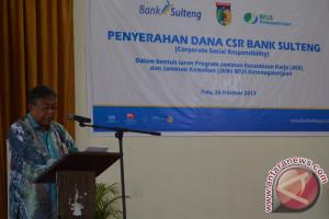OJK Sulteng dorong pembentukan TPAKD di tingkat kabupaten-kota