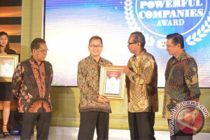 Astra Agro Raih Indonesia Most Powerful Companies Award 2017
