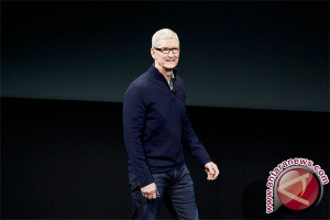 Akhir tahun CEO Apple  dapat bonus jutaan dolar AS