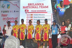 Tim Srilanka ikut TdCC