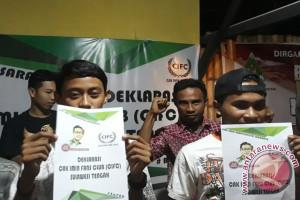 Cak Imin Fans Sulteng Deklarasi Pencawapresan Muhaimin