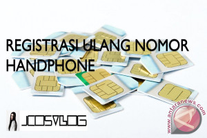 60 juta pelanggan kartu SIM prabayar sudah teregistrasi