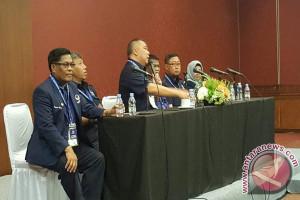 Tahmidi Lasahido Jabat Ketua Partai Nasdem Sulteng