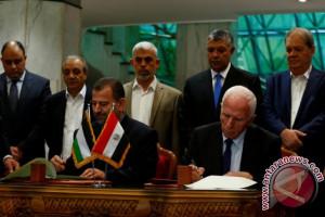 Faksi-faksi Palestina bahas rekonsiliasi di Kairo