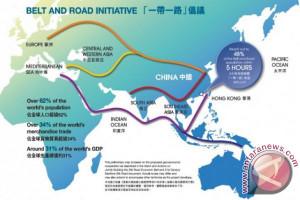 Jaringan KA China-Laos mulai beroperasi 2021