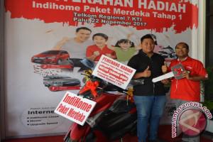 Indihome digunakan 20.000 pelanggan di Kota Palu