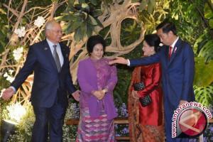 Pertemuan Presiden Jokowi dengan PM Najib hasilkan 33 pernyataan