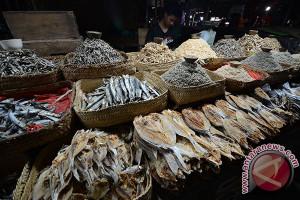 Ikan penyumbang inflasi akhir tahun di Palu