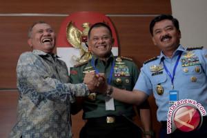 Gatot sebut Hadi Tjahjanto cocok jadi Panglima TNI
