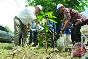 Politisi Nasdem Dan LIPI Gagas Kebun Raya Sulteng