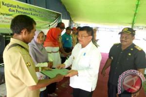 Bupati Parimo: Pelayanan masyarakat harus jadi prioritas