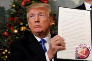 Buntut Yerusalem, Donald Trump ditinggalkan orang dekatnya