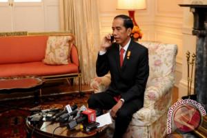 Berita menarik kemarin, Jokowi telepon Abbas hingga pesan Gatot Nurmantyo