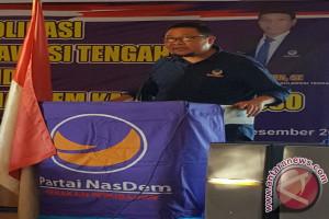 Nasdem Perkuat Konsolidasi Hadapi Pemilu 2019
