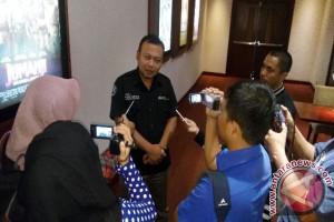 Nonton bareng warnai 'press gathering' BPJS Ketenagakerjaan Palu