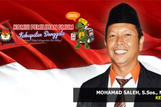KPU Donggala tetapkan DPT pilkada