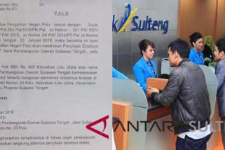 Gedung kantor hendak Disita, DPRD panggil Bank Sulteng