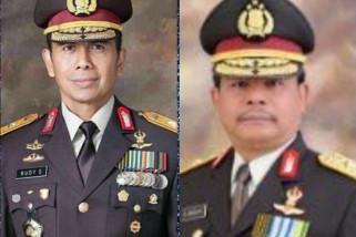 Usai Jadi Kapolda Sulteng, Rudy Sufahriadi Pimpin Korps Brimob