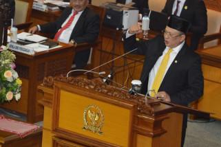 Tekad Ketua DPR aru perbaiki citra parlemen
