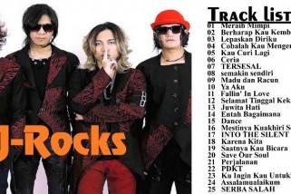 J-Rocks perkenalkan islam damai lewat lagu '