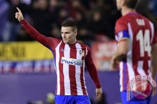 Atletico Madrid tekuk Eibar 1-0