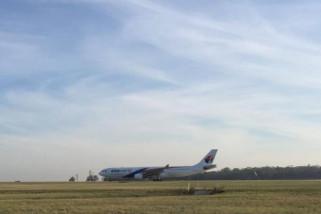 Pesawat MAS mendarat darurat di Australia