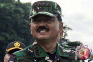 Panglima TNI janji bersih dari korupsi