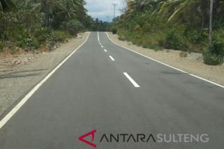 Jalan trans Sulawesi mulus, warga Touna apresiasi Pemerintah