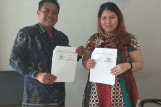 Pemprov Sulteng lanjutkan kerja sama dengan PT.AGH Jakarta