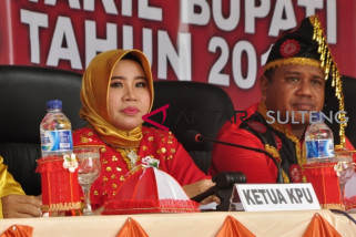 KPU matangkan persiapan debat kandidat bupati-wabup