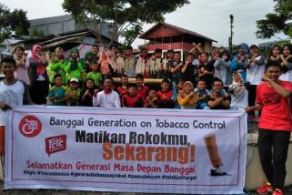 FTCT dukung Luwuk kota wisata tanpa rokok