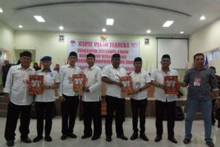 Pilkada Morowali diikuti empat pasangan calon