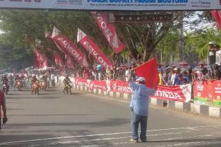 Kejurda balap motor Parimo diramaikan pebalap perempuan nasional