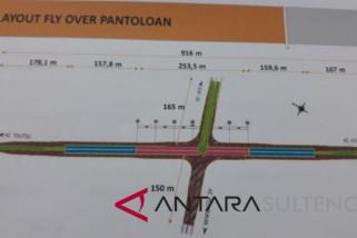 BPJN bebaskan 2 ha lahan untuk jalan layang Pantoloan
