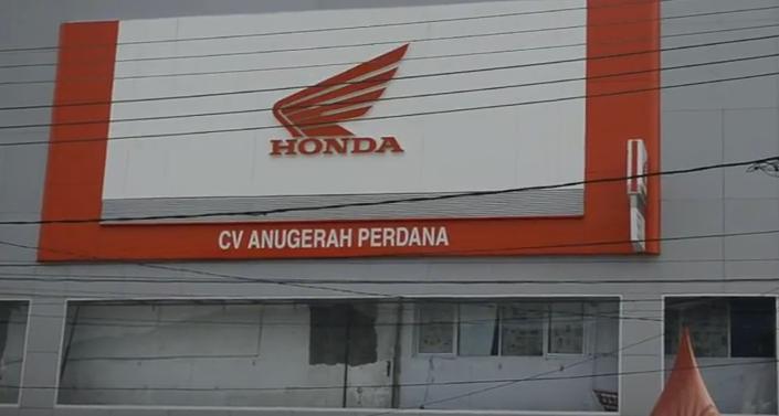 Partisipasi Honda Membangun Pendidikan Sulteng