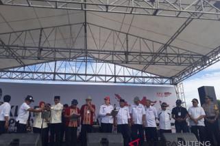 Cabup-Cawabup Donggala sepakat wujudkan pilkada damai