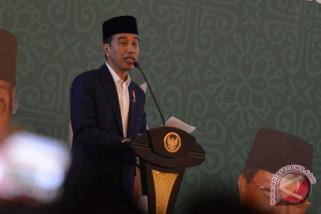 Jokowi: Festival Sholawat jadi perekat persaudaraan umat