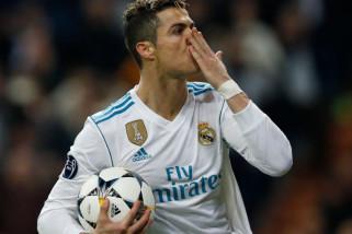 Dua gol Ronaldo bantu Real Madred kalahkan PSG