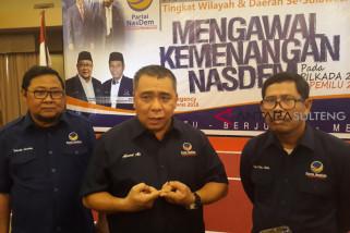 Nasdem Sulteng kelebihan bakal calon legislatif